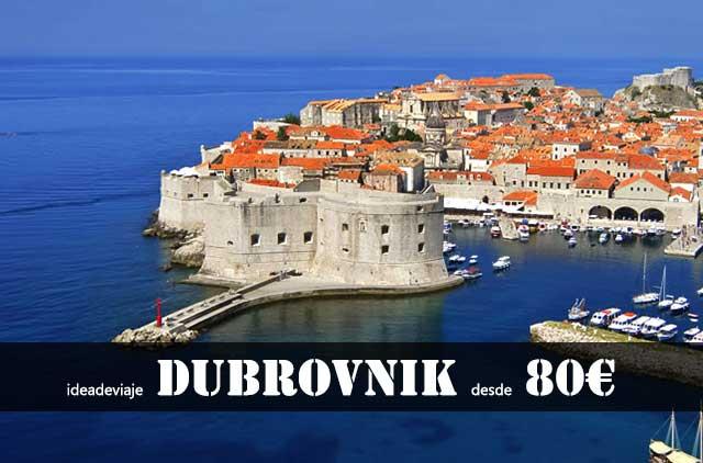 vuelo barato a Dubrovnik