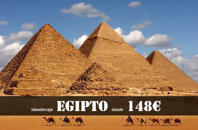 Vuelos barato Egipto