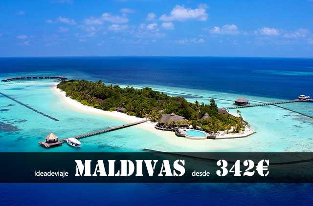 Vacaciones Maldivas